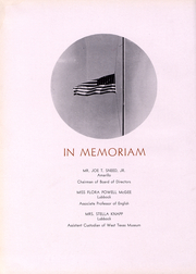 Page 9, 1941 Edition, Texas Tech University - La Ventana Yearbook (Lubbock, TX) online yearbook collection