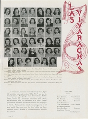 Page 291, 1946 Edition, Texas Tech University - La Ventana Yearbook (Lubbock, TX) online yearbook collection