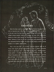 Page 8, 1946 Edition, Texas Tech University - La Ventana Yearbook (Lubbock, TX) online yearbook collection