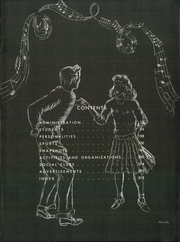 Page 9, 1946 Edition, Texas Tech University - La Ventana Yearbook (Lubbock, TX) online yearbook collection
