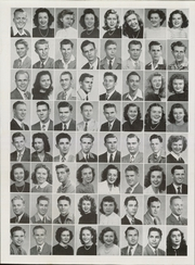 Page 106, 1947 Edition, Texas Tech University - La Ventana Yearbook (Lubbock, TX) online yearbook collection