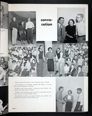Page 11, 1953 Edition, Texas Tech University - La Ventana Yearbook (Lubbock, TX) online yearbook collection