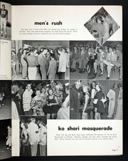 Page 13, 1953 Edition, Texas Tech University - La Ventana Yearbook (Lubbock, TX) online yearbook collection