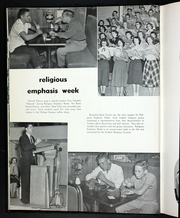 Page 16, 1953 Edition, Texas Tech University - La Ventana Yearbook (Lubbock, TX) online yearbook collection