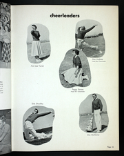 Page 17, 1953 Edition, Texas Tech University - La Ventana Yearbook (Lubbock, TX) online yearbook collection