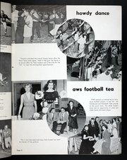 Page 9, 1953 Edition, Texas Tech University - La Ventana Yearbook (Lubbock, TX) online yearbook collection