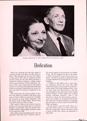 Page 10, 1957 Edition, Texas Tech University - La Ventana Yearbook (Lubbock, TX) online yearbook collection