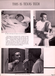 Page 11, 1957 Edition, Texas Tech University - La Ventana Yearbook (Lubbock, TX) online yearbook collection