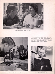 Page 15, 1957 Edition, Texas Tech University - La Ventana Yearbook (Lubbock, TX) online yearbook collection