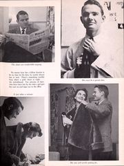 Page 16, 1957 Edition, Texas Tech University - La Ventana Yearbook (Lubbock, TX) online yearbook collection