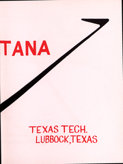 Page 6, 1957 Edition, Texas Tech University - La Ventana Yearbook (Lubbock, TX) online yearbook collection