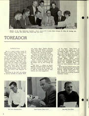 Page 10, 1962 Edition, Texas Tech University - La Ventana Yearbook (Lubbock, TX) online yearbook collection