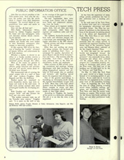 Page 12, 1962 Edition, Texas Tech University - La Ventana Yearbook (Lubbock, TX) online yearbook collection