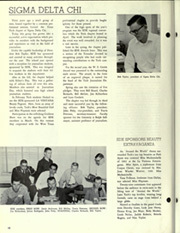 Page 14, 1962 Edition, Texas Tech University - La Ventana Yearbook (Lubbock, TX) online yearbook collection