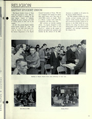Page 15, 1962 Edition, Texas Tech University - La Ventana Yearbook (Lubbock, TX) online yearbook collection