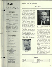 Page 5, 1962 Edition, Texas Tech University - La Ventana Yearbook (Lubbock, TX) online yearbook collection