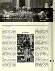 Page 6, 1962 Edition, Texas Tech University - La Ventana Yearbook (Lubbock, TX) online yearbook collection
