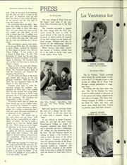 Page 8, 1962 Edition, Texas Tech University - La Ventana Yearbook (Lubbock, TX) online yearbook collection