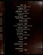 Page 5, 1972 Edition, Texas Tech University - La Ventana Yearbook (Lubbock, TX) online yearbook collection
