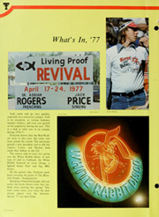 Page 8, 1977 Edition, Texas Tech University - La Ventana Yearbook (Lubbock, TX) online yearbook collection