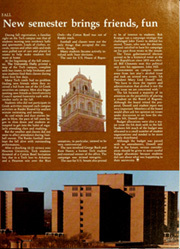 Page 11, 1979 Edition, Texas Tech University - La Ventana Yearbook (Lubbock, TX) online yearbook collection