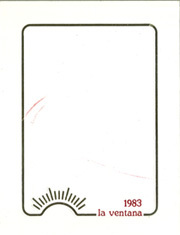 1983 Edition, Texas Tech University - La Ventana Yearbook (Lubbock, TX)