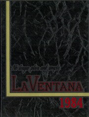 1984 Edition, Texas Tech University - La Ventana Yearbook (Lubbock, TX)