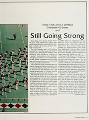 Page 13, 1985 Edition, Texas Tech University - La Ventana Yearbook (Lubbock, TX) online yearbook collection