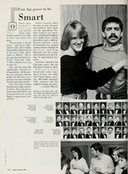 Page 254, 1985 Edition, Texas Tech University - La Ventana Yearbook (Lubbock, TX) online yearbook collection