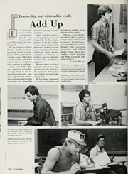 Page 262, 1985 Edition, Texas Tech University - La Ventana Yearbook (Lubbock, TX) online yearbook collection