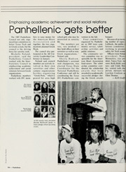 Page 308, 1985 Edition, Texas Tech University - La Ventana Yearbook (Lubbock, TX) online yearbook collection