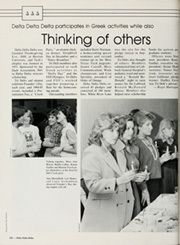 Page 322, 1985 Edition, Texas Tech University - La Ventana Yearbook (Lubbock, TX) online yearbook collection