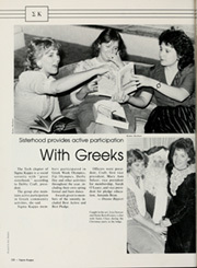 Page 332, 1985 Edition, Texas Tech University - La Ventana Yearbook (Lubbock, TX) online yearbook collection