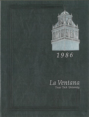 Texas Tech University - La Ventana Yearbook (Lubbock, TX) online yearbook collection, 1986 Edition, Page 1