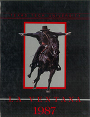 Texas Tech University - La Ventana Yearbook (Lubbock, TX) online yearbook collection, 1987 Edition, Page 1