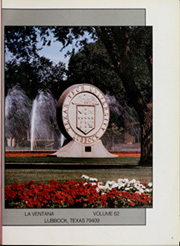 Page 5, 1987 Edition, Texas Tech University - La Ventana Yearbook (Lubbock, TX) online yearbook collection