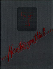 1988 Edition, Texas Tech University - La Ventana Yearbook (Lubbock, TX)