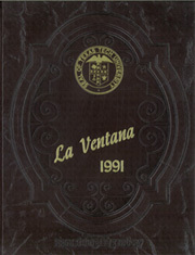 1991 Edition, Texas Tech University - La Ventana Yearbook (Lubbock, TX)