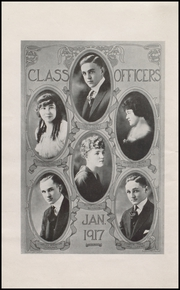 Page 4, 1917 Edition, North Central High School - Tamarack Yearbook (Spokane, WA) online yearbook collection