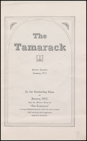 Page 5, 1917 Edition, North Central High School - Tamarack Yearbook (Spokane, WA) online yearbook collection