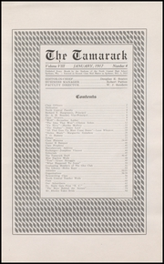 Page 9, 1917 Edition, North Central High School - Tamarack Yearbook (Spokane, WA) online yearbook collection