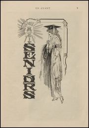 Page 11, 1921 Edition, North Central High School - Tamarack Yearbook (Spokane, WA) online yearbook collection