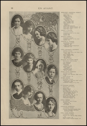 Page 12, 1921 Edition, North Central High School - Tamarack Yearbook (Spokane, WA) online yearbook collection