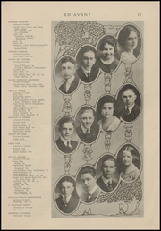 Page 13, 1921 Edition, North Central High School - Tamarack Yearbook (Spokane, WA) online yearbook collection
