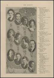 Page 14, 1921 Edition, North Central High School - Tamarack Yearbook (Spokane, WA) online yearbook collection
