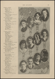 Page 15, 1921 Edition, North Central High School - Tamarack Yearbook (Spokane, WA) online yearbook collection