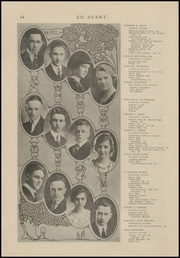 Page 16, 1921 Edition, North Central High School - Tamarack Yearbook (Spokane, WA) online yearbook collection