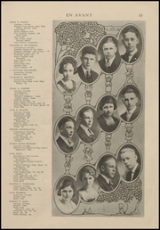 Page 17, 1921 Edition, North Central High School - Tamarack Yearbook (Spokane, WA) online yearbook collection