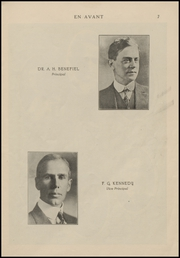 Page 9, 1921 Edition, North Central High School - Tamarack Yearbook (Spokane, WA) online yearbook collection
