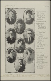 Page 16, 1924 Edition, North Central High School - Tamarack Yearbook (Spokane, WA) online yearbook collection